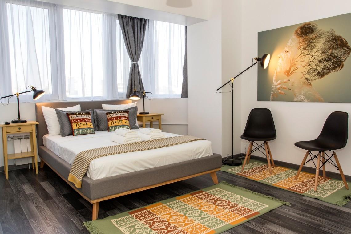 garsoniera în regim hotelier Bucuresti